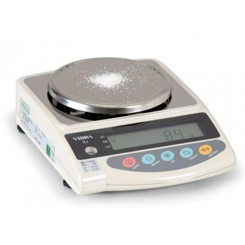 Весы лабораторные технические VIBRA SJ-420CE (420 г, 0,01 г, внешняя калибровка)