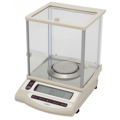 Весы ювелирные VIBRA CT-1602GCE (1600 карат, 0,01 карат, внешняя калибровка)