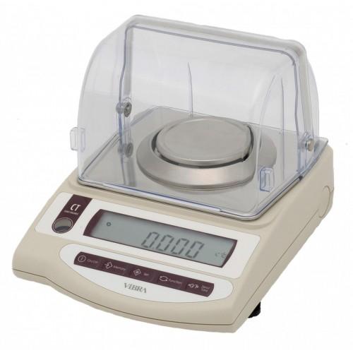 Весы ювелирные VIBRA CT-1602CE (1600 карат, 0,01 карат, внешняя калибровка)