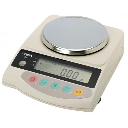 Весы лабораторные технические VIBRA SJ-620CE (620 г, 0,01 г, внешняя калибровка)