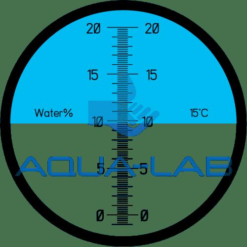 Рефрактометр Amtast VMK2 для определения воды в молоке