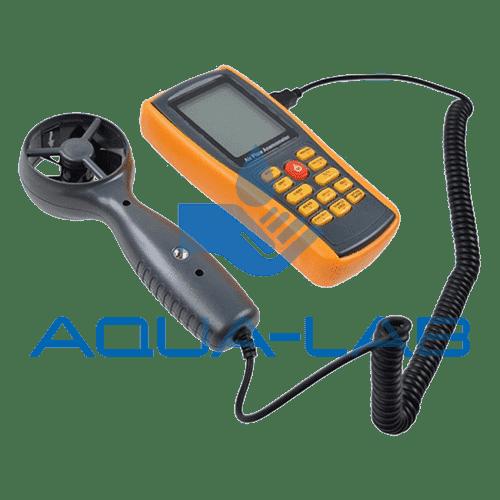 Профессиональный анемометр AMTAST AMF028 с USB