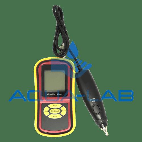 Виброметр AMF020 с проводным датчиком вибрации