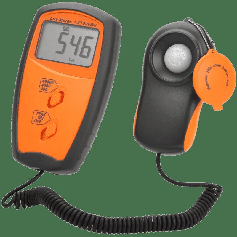 Sanpometer LX1020BS (Цифровой люксметр с выносным датчиком)