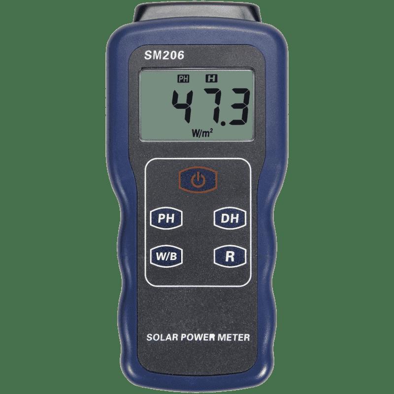 Sanpometer SM206 (Измеритель солнечной энергии)