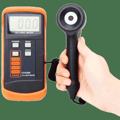 Sanpometer UVA365 (Профессиональный измеритель ультрафиолетового излучения)
