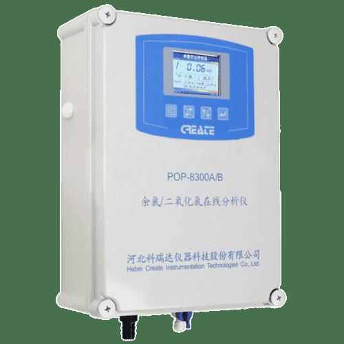 Create POP-8300А (Система мониторинга и контроля свободного хлора, pH и температуры воды)