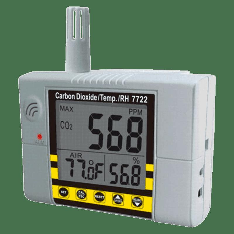 AZ Instrument AZ7722 (Анализатор CO2, влажности, температуры воздуха с USB выходом)