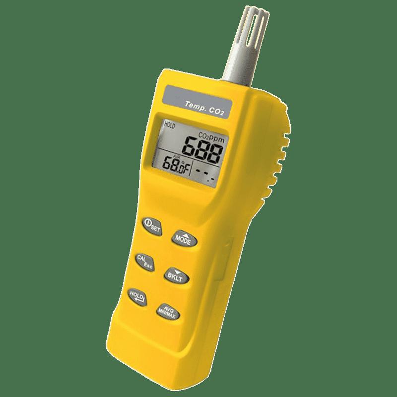 AZ Instrument AZ7752 (Газоанализатор углекислого газа, температуры воздуха карманный с USB)
