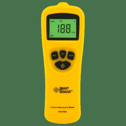 Smart Sensor AR8700A Детектор угарного газа CO (моноксида углерода)
