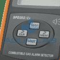 Sanpometer SPD202 (Анализатор концентрации природного газа в воздухе)
