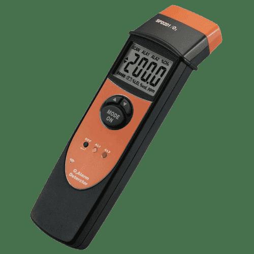 Sanpometer SPD201 (Анализатор концентрации кислорода в воздухе)