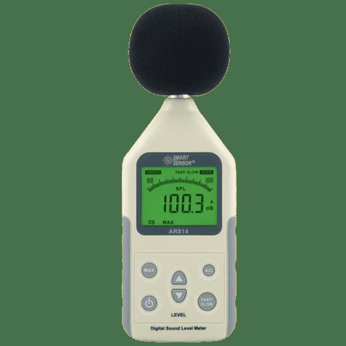 Smart Sensor AR814 (шумомер, измеритель звука 30~130 dBA)