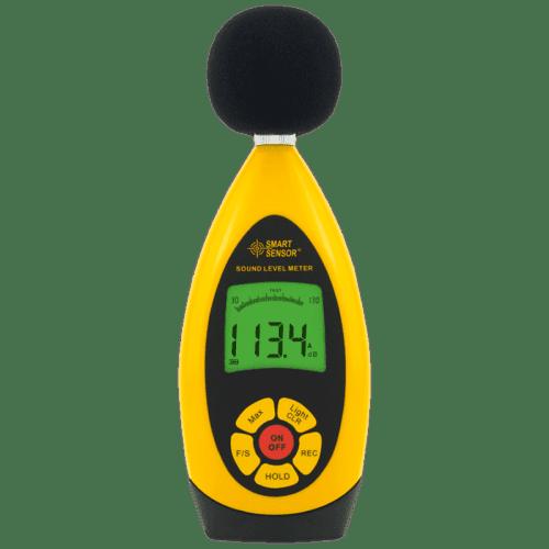 Smart Sensor AR854 (шумомер, измеритель уровня звука 30~130 dBA)