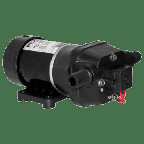 Мембранный насос Flojet серии R4300-143A для воды 17 литров/мин 3,1 бар