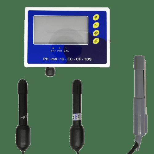 Kelilong PHT-028 pH/ОВП/EC/TDS метр/солемер/°C