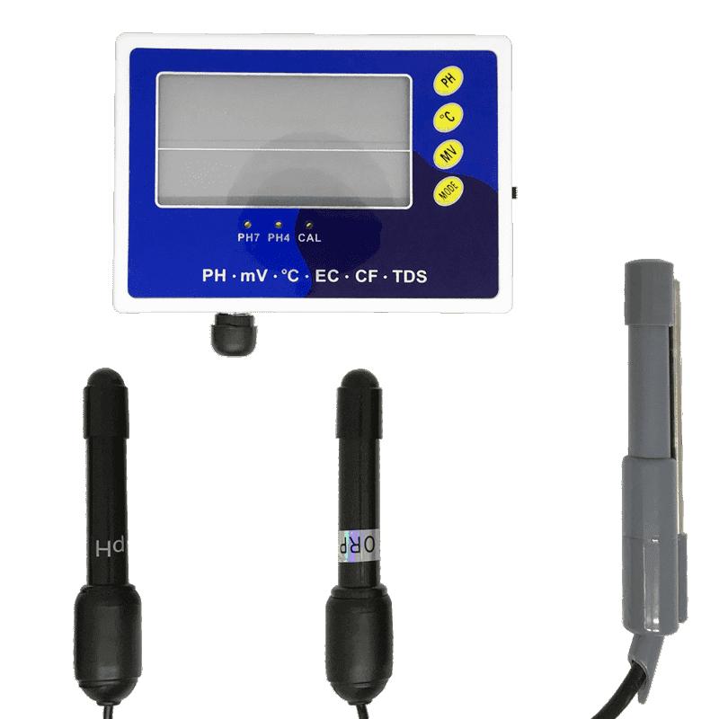Kelilong KL-028 монитор качества воды 6 в 1: pH метр, кондуктометр, солемер, ОВП метр, термометр