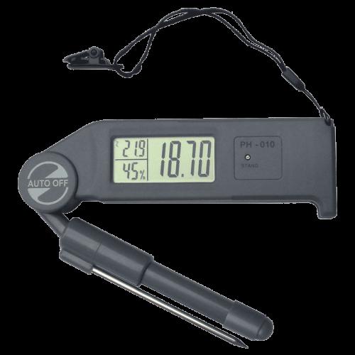 Kelilong PH-010 ATC (pH метр/термометр °C/влагомер RH)