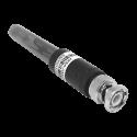 E526BNC pH электрод для любых поверхностей, кожи, бумаги, эмульсий. Вид спереди.