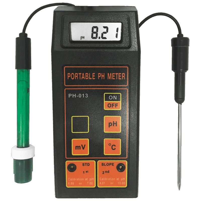 Kelilong PH-013 высокоточный лабораторный pH метр, ORP метр и измеритель температуры