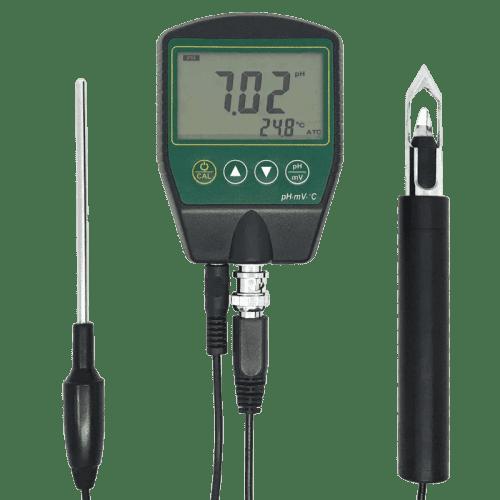 AMTAST AMT16M (pH/ОВП метр/°C с щупом для мяса и сыра)