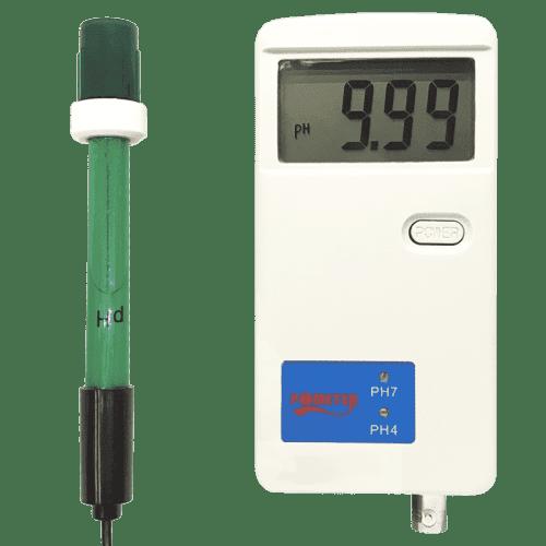 PH-012 высокоточный pH метр для полутвердых сред