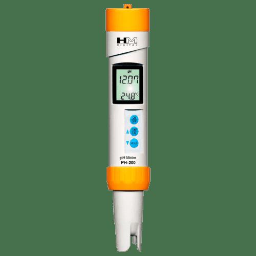 Сменный электрод (датчик, головка) для pH метра HM Digital PH-200 (сам прибор)