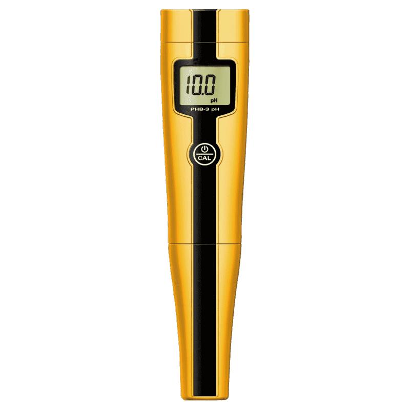 PHB-3 портативный влагозащитный pH-метр (SanXin PE01 pH meter)