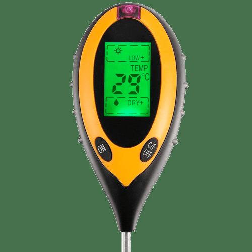 PH300 электронный анализатор уровня pH (дисплей)