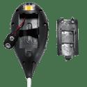 PH300 электронный анализатор уровня pH (отсек для батареи)
