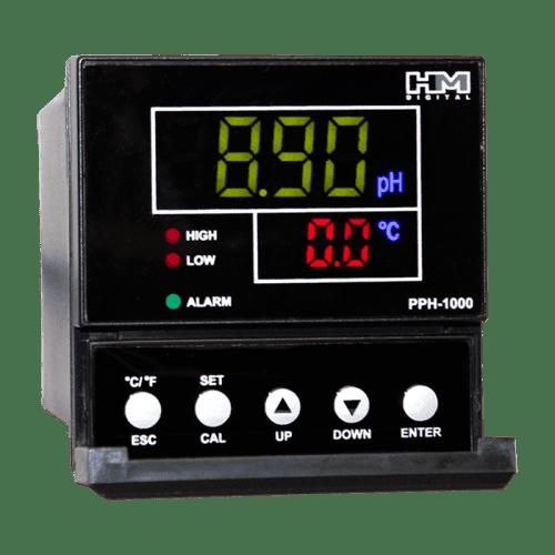 HM Digital PPH-1000 (контроллер уровня pH с токовым выходом)