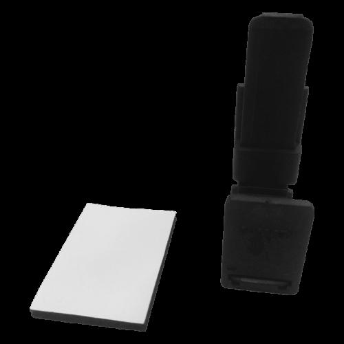 Kelilong 9806 (аквариумный термометр с датчиком 2 метра) - клипса для фиксации термометра на стекле