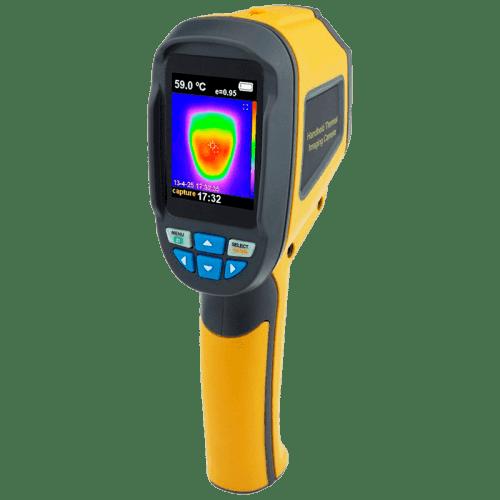 AMTAST AMF101 тепловизор (ИК-детектор 60х60) дисплей