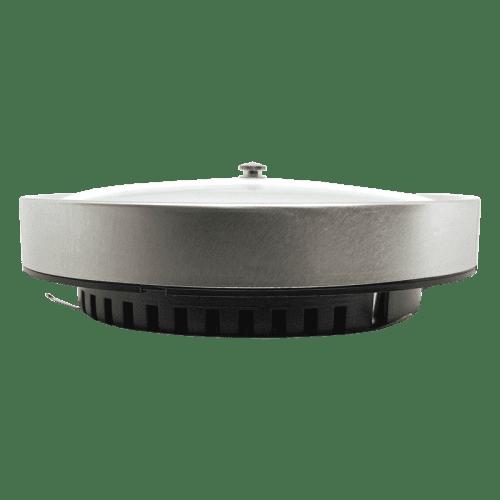 AMTAST AW007 барометр, термометр, влагомер (метеостанция вид сбоку)