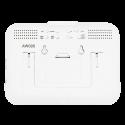 AMTAST AW005 метеостанция (задняя панель с кнопками)