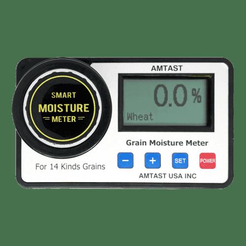 AMTAST GM006 влагомер для зерна (14 типов)
