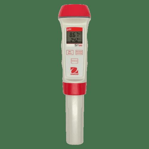 Ohaus ST20 карманный pH метр, термометр °C (ГосРеестр)