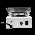 AMTAST MS400 магнитная мешалка с подогревом (вид сзади)