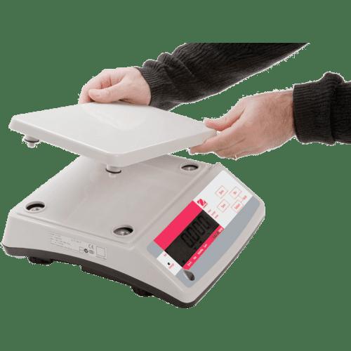 Наcтольные весы Ohaus Valor 1000 V11P6