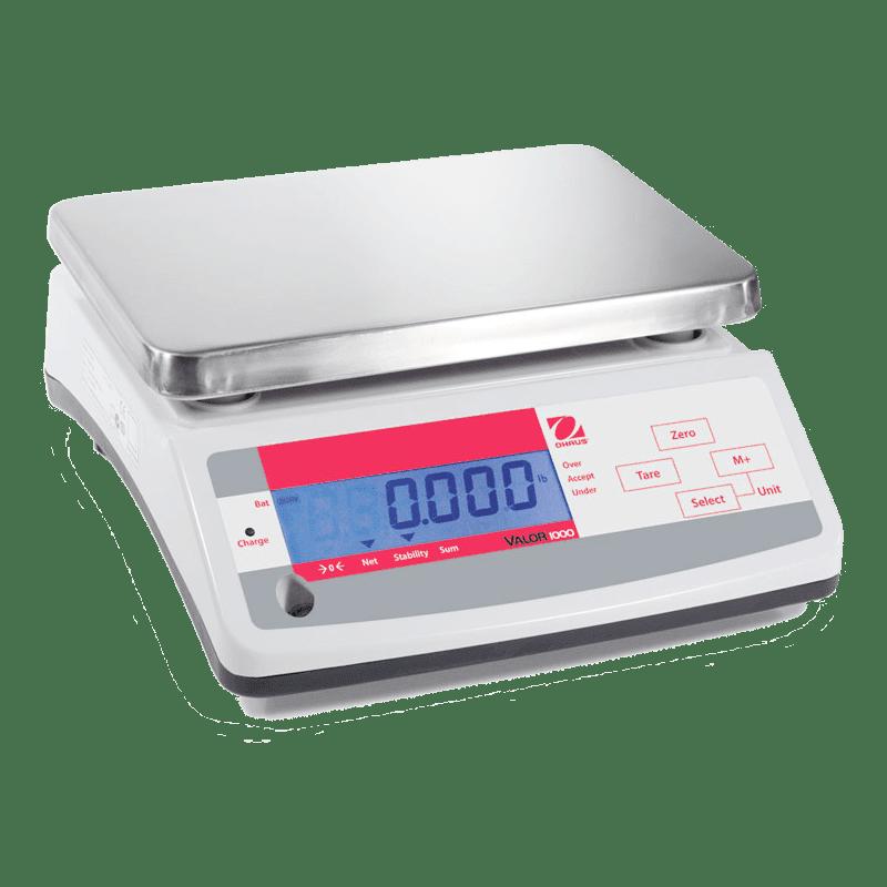 Наcтольные весы Ohaus Valor 1000 V11P15