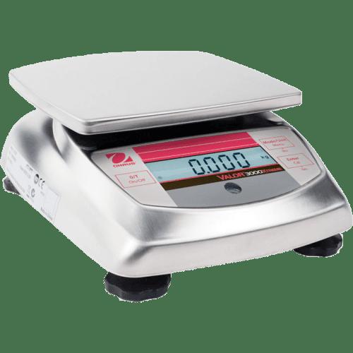 Настольные весы Ohaus Valor 3000 V31XH2