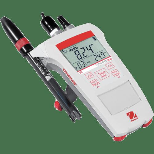 Ohaus Starter 300 ST300 рН, ОВП метр (ГосРеестр)