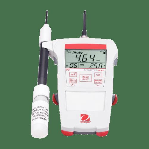 Оксиметр для измерения растворённого кислорода Ohaus Starter 300 ST300D до 45 мг/л