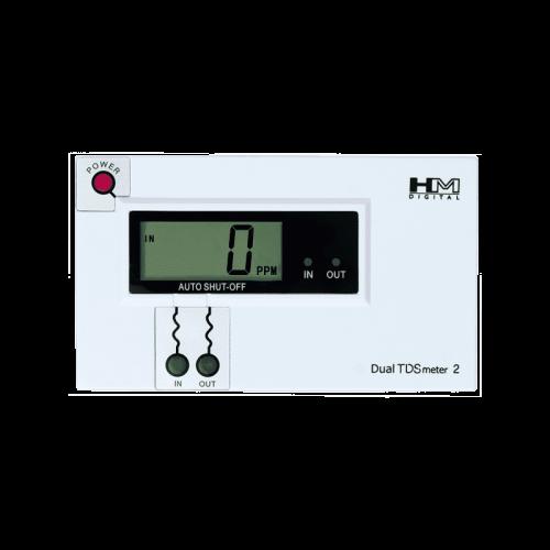 HM Digital DM-2 стационарный TDS метр, измеритель-анализатор уровня минерализации воды, солемер