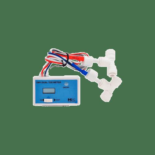 TDS Monitor DM-1: онлайн монитор эффективности очистки воды в двух точках (комплектация)