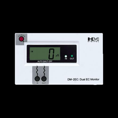 HM Digital DM-2EC стационарный ec метр, измеритель-анализатор уровня электропроводимости воды, кондуктометр