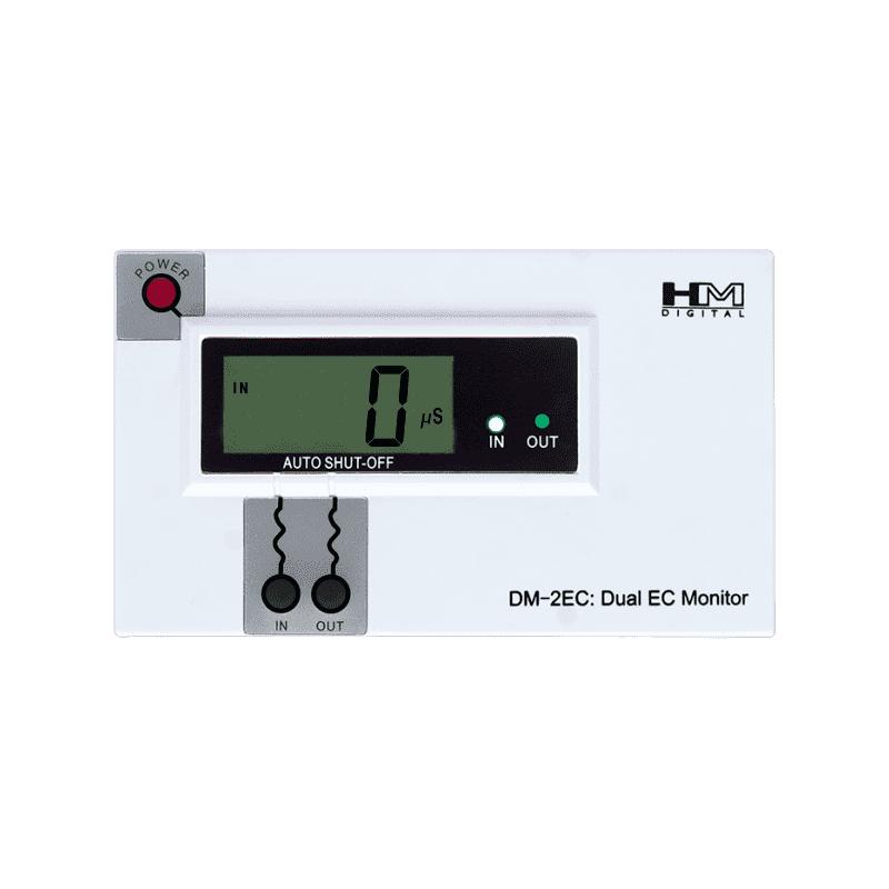 HM Digital DM-2EC стационарный TDS метр, измеритель-анализатор уровня минерализации воды, солемер