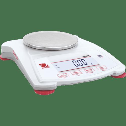Портативные весы Ohaus Scout SPX123