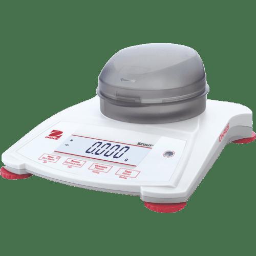 Портативные весы Ohaus Scout SPX6201