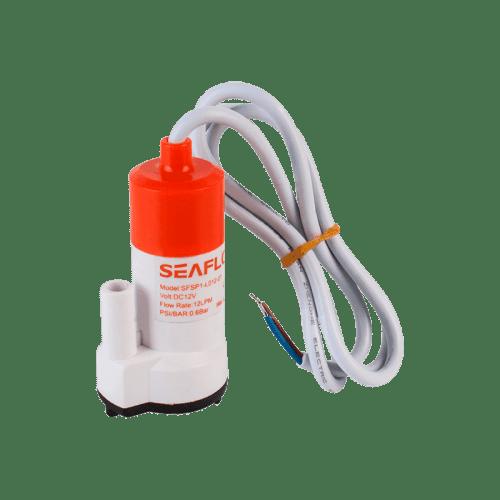Погружной насос низкого напряжения Seaflo (12 л/мин, 12В SFSP1-L012-01) с проводом